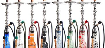 What is Hookah? What are Different Types of Hookahs