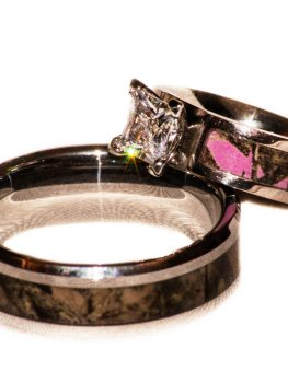 Camo Wedding Bands