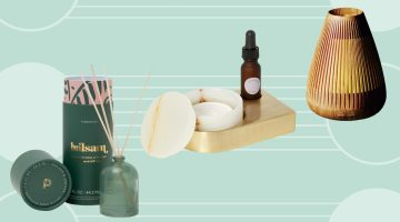 Fragrance Diffusers & Refills Containing Myriad of Essential Oils